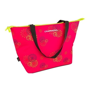 Cooling bag Campingaz SHOPPING COOLER 15L pink daisy, Campingaz