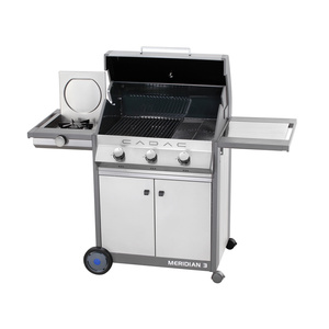 Grill Cadac MERIDIAN 3+1 stainless, Cadac