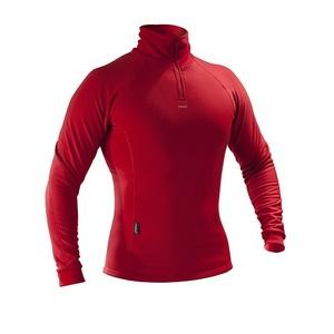 T-Shirt Hiko Sports Teddy zipper 33301 red, Hiko sport