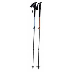 Trekking sticks Pinguin Shock FL / TL Foam Blue, Pinguin