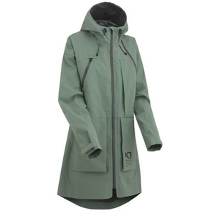 Women's waterproof coat Kari Traa Herre Thyme, Kari Traa