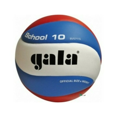 Volleyball Gala School 10 panels, Gala