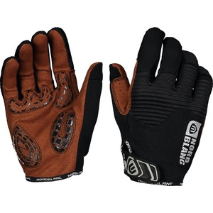 Men cycling gloves NORDBLANC Breach NBWG6363_CRN, Nordblanc