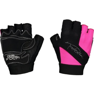 Women cycling gloves NORDBLANC Speedster NBSG6366_RUZ, Nordblanc