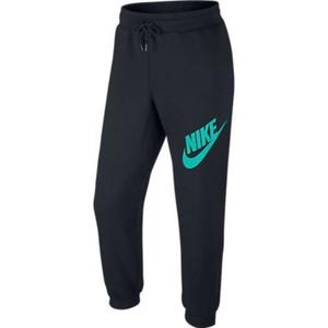 Pants Nike AW77 FLC CUFF Pant-Logo26 647567-013, Nike