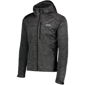 Men lightweight softshell jacket NORDBLANC Gnarly NBSSM6606_GRM, Nordblanc