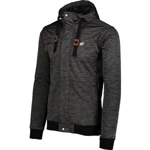 Men spring softshell jacket NORDBLANC Festive NBSSM6608_GRM, Nordblanc