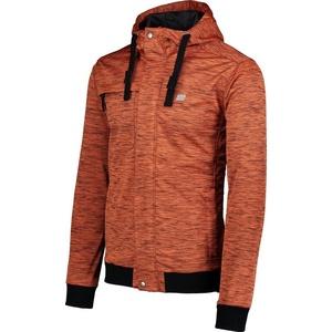 Men spring softshell jacket NORDBLANC Festive NBSSM6608_THE, Nordblanc