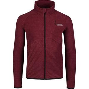 Men lightweight fleece hoodie NORDBLANC Loner NBSFM6626_ZPV, Nordblanc