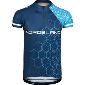 Men cycling jersey NORDBLANC Gator NBSMF6648_ZEM, Nordblanc