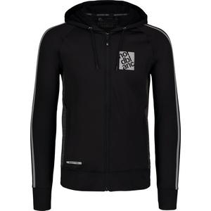 Men powerfleecová hoodie NORDBLANC Plunge NBSFM6655_CRN, Nordblanc