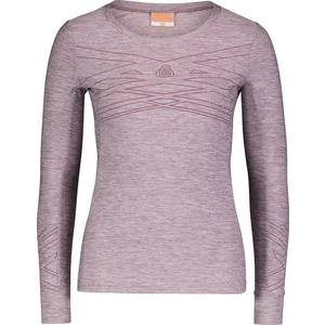 Women fitness shirt NORDBLANC Fuition NBSLF6664_RUJ, Nordblanc