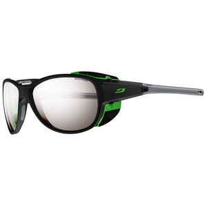 Sun glasses Julbo EXPLORER 2.0 SP4 matt grey / green, Julbo