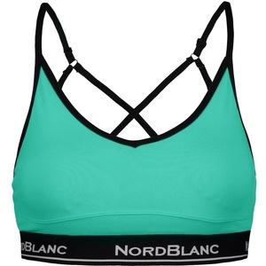 Women fitness bra NORDBLANC Rakish NBSLF6669_SEZ, Nordblanc