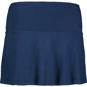 Women elastic knitwear skirt NORDBLANC Frill NBSSL6675_MHZ, Nordblanc