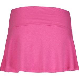 Women elastic knitwear skirt NORDBLANC Frill NBSSL6675_RUZ, Nordblanc