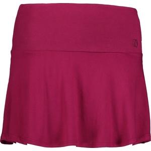 Women elastic knitwear skirt NORDBLANC Frill NBSSL6675_TFA, Nordblanc