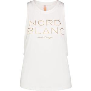 Women top to yoga NORDBLANC Wide NBSLF6694_BLA, Nordblanc
