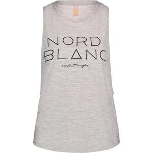 Women top to yoga NORDBLANC Wide NBSLF6694_SSM, Nordblanc