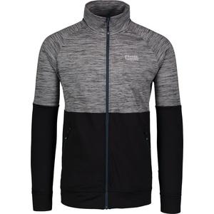 Men powerfleecová hoodie NORDBLANC Half NBSMS6704_SSM, Nordblanc