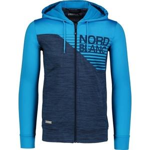 Men powerfleecová hoodie NORDBLANC Join NBSMS6705_MOF, Nordblanc
