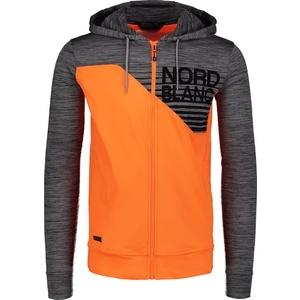 Men powerfleecová hoodie NORDBLANC Join NBSMS6705_SOO, Nordblanc