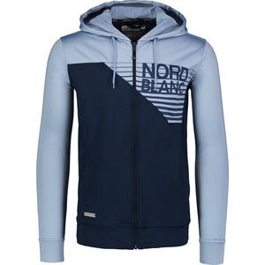 Men powerfleecová hoodie NORDBLANC Join NBSMS6705_TEM, Nordblanc