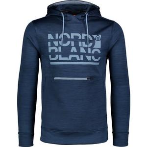Men hoodie NORDBLANC Rust NBSMS6706_TEM, Nordblanc
