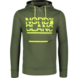Men hoodie NORDBLANC Rust NBSMS6706_ZSA, Nordblanc