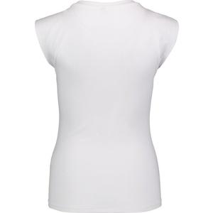 Women elastic t-shirt NORDBLANC Winged NBSLT6742_BLA, Nordblanc