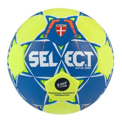 Handball ball Select HB maxi grip blue and yellow, Select