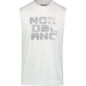 Men cotton top NORDBLANC Varnishes NBSMT6817_BLA, Nordblanc