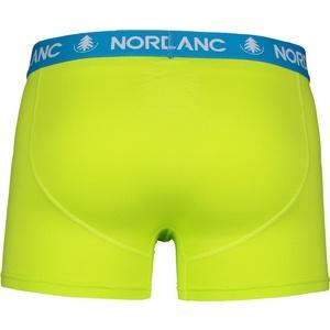 Men cotton boxer shorts Nordblanc Depth green NBSPM6865_JSZ, Nordblanc