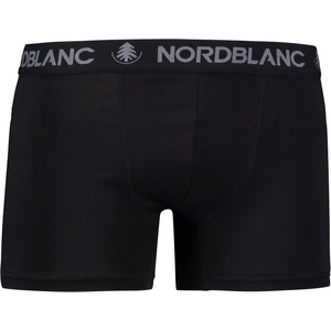 Men cotton boxer shorts NORDBLANC Fiery NBSPM6866_CRN, Nordblanc