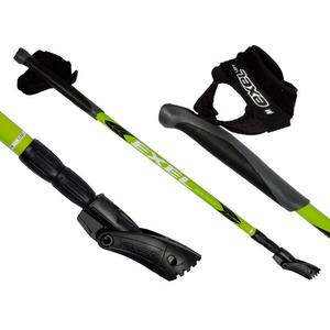 Nordic walking sticks Exel NORDIC TRAINER Alis lime, Exel