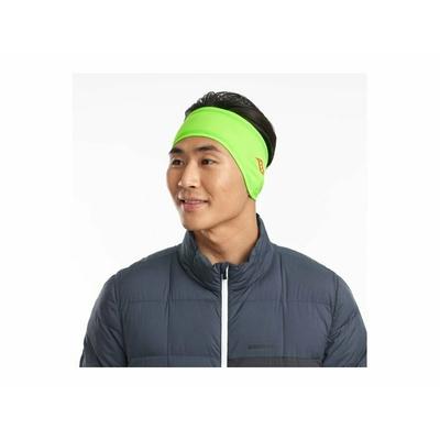 Headband Saucony Vision Slime unisex, Saucony