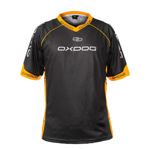 Jersey OXDOG RACE SHIRT black / orange, Oxdog