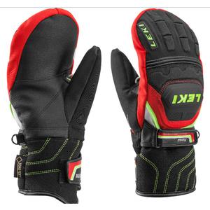 Gloves Leki WC Race Coach Flex S GTX Junior Mitten 634-81121, Leki