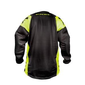 Goalkeeper jersey EXEL G2 GOALIE PROTECTION JERSEY black / yellow, Exel