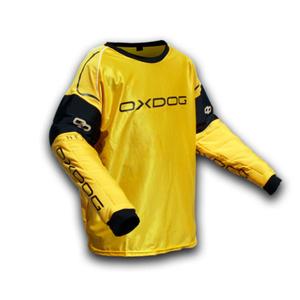 Goalkeeper jersey OXDOG BLOCKER GOALIE SHIRT orange / black, Exel