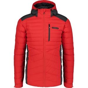 Men winter jacket Nordblanc Shale red NBWJM6910_MOC, Nordblanc