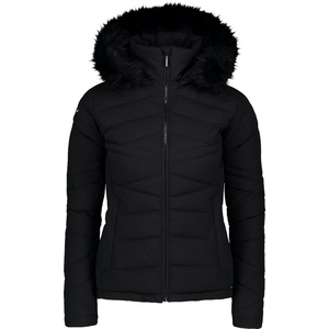 Women winter jacket Nordblanc Pucker black NBWJL6927_CRN, Nordblanc