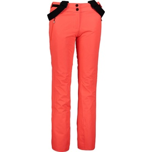 Women ski pants NORDBLANC Sandy orange NBWP6957_OHK, Nordblanc