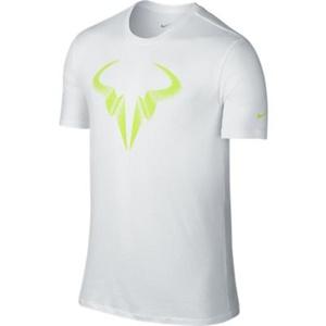 T-Shirt Nike Rafael Nadal Icon Tee 698234-100, Nike