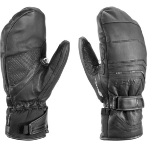Gloves Leki Aspen S Mitten black 634-82153, Leki