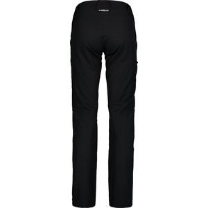 Women outdoor pants Nordblanc Reign black NBFPL7008_CRN, Nordblanc