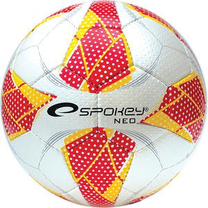Ball Spokey NEO FUTSAL II red č.4, Spokey