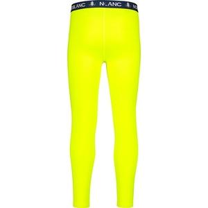 Men thermal pants Nordblanc STARTLE yellow NBBMD7088_BPZ, Nordblanc