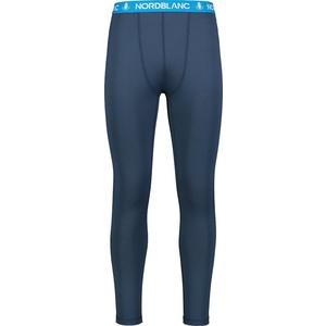 Men thermal pants Nordblanc STARTLE blue NBBMD7088_ZEM, Nordblanc