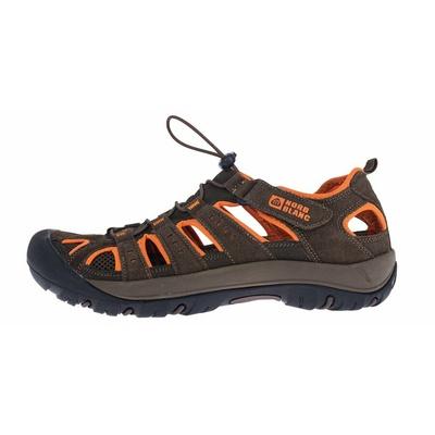 Sandals NORDBLANC Orbit HND brown men, Nordblanc